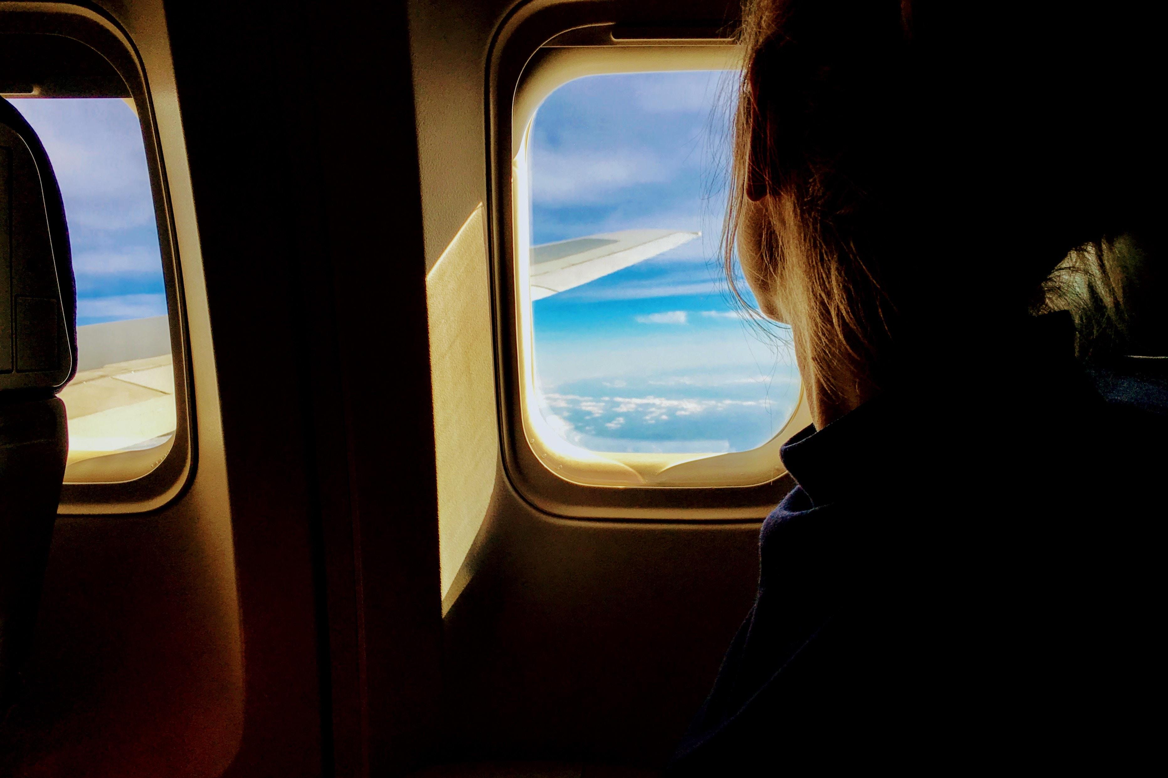 Long-haul flight